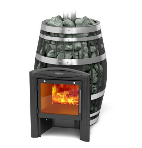 Банная печь-сетка Саяны XXL 2015 Carbon Витра ЗК