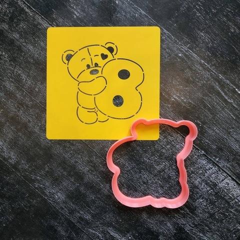 8-ка Тедди