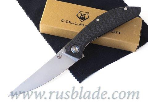 CUSTOM Shirogorov SIGMA KNIFE #70 M390 MRBS