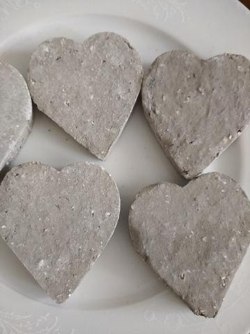 Сердце с глинами Актобе и Чародейкой