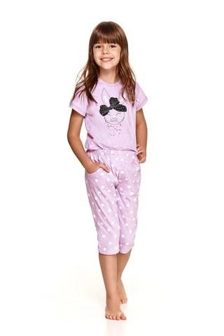 Пижама для девочек со штанами TARO 2213/2214 SS21 BEKI