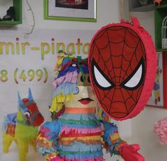 пиньята Человек паук
