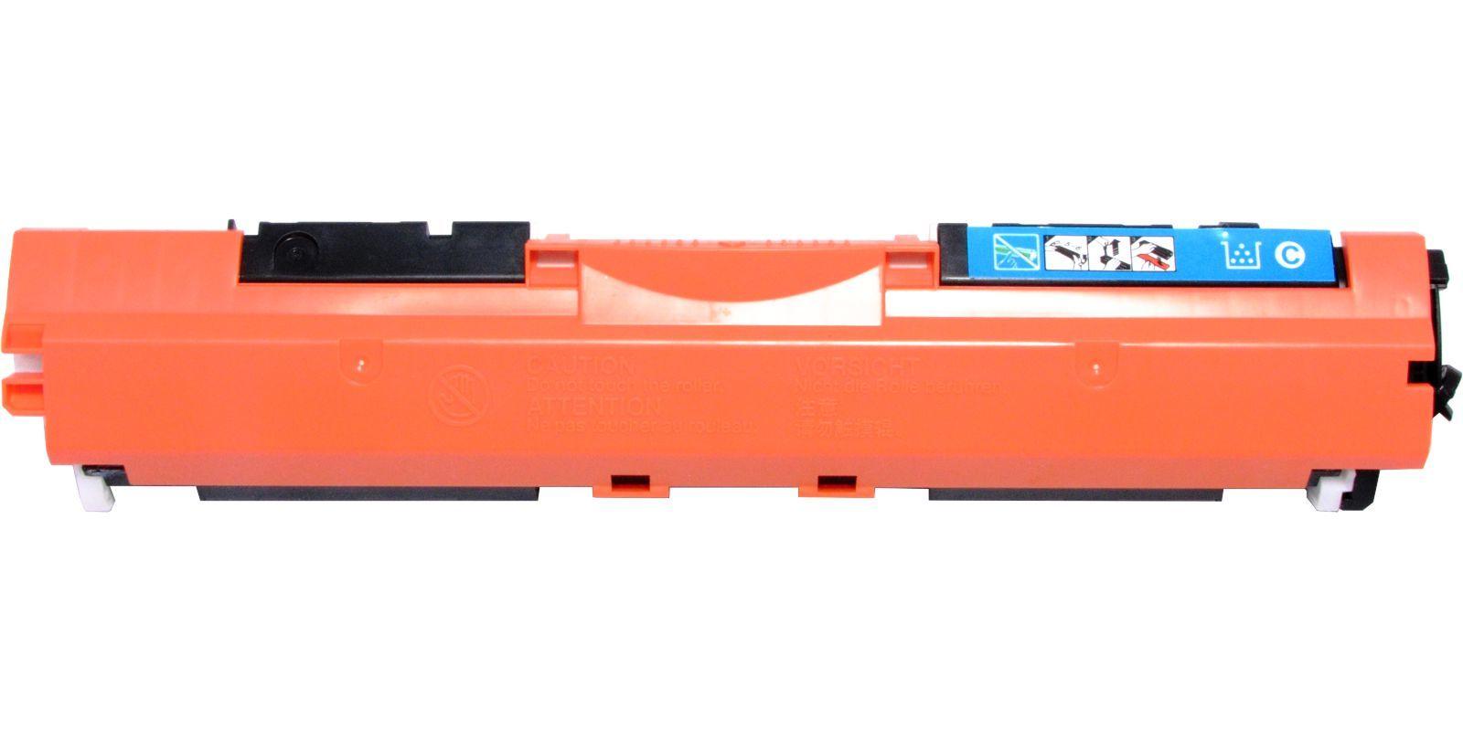 Картридж лазерный цветной Office Pro© 126A CE311A голубой (cyan), до 1000 стр.