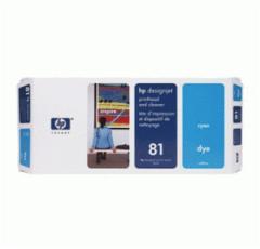 печатающая головка HP 81 Cyan