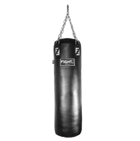 Боксерский мешок FIGHTtech HBL1, 120Х35, 45 кг, кожа