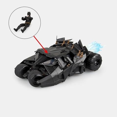 Темный Рыцарь Бэтмобиль (копия) — Sci-Fi Revoltech Dark Knight Batmobile Tumbler (copy)