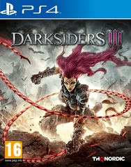 Darksiders III. Стандартное издание (PS4, русская версия)