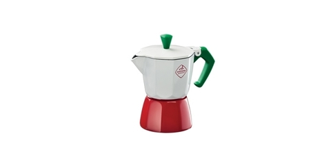 Кофеварка PALOMA Tricolore, 1 чашка