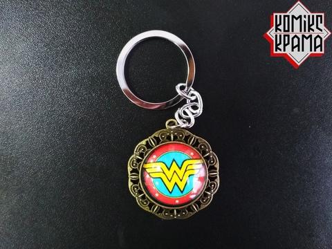 брелок Чудо-Женщина/Wonder Woman