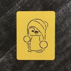 Пингвин №5 в шапочке