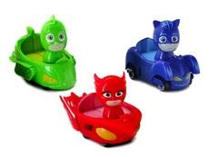 Герои в масках набор игрушек персонажи в автомобилях