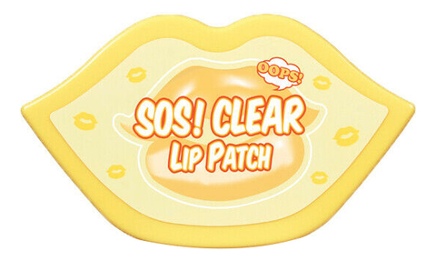 Berrisom SOS Oops Clear Lip Patch
