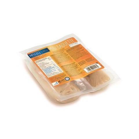 Мини-багет н/белк (Mini Baguette) 7*200гр Mеvаlia