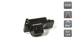 Камера заднего вида для Peugeot 407 Avis AVS326CPR (#063)