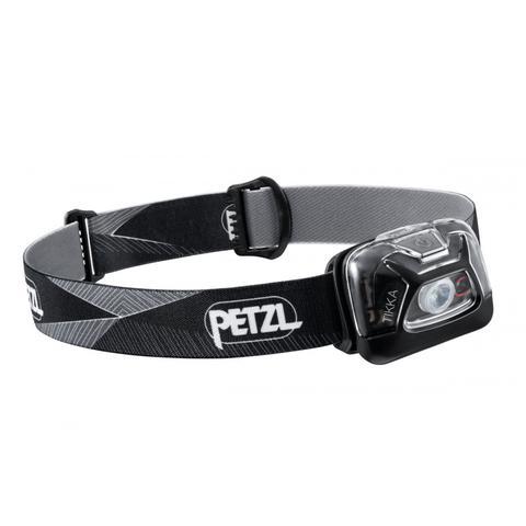 Фонарь светодиодный налобный Petzl Tikka черный, 300 лм