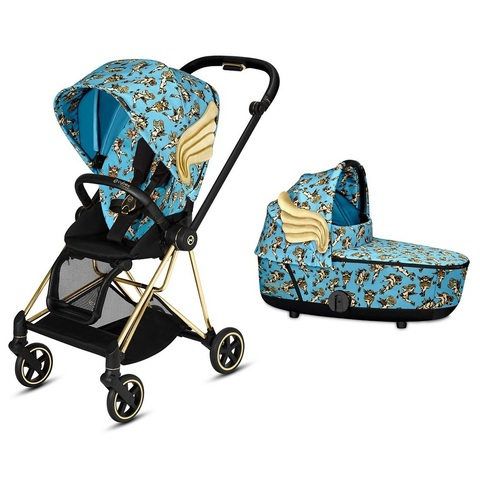 Cybex Mios (2 в 1) Cherubs by Jeremy Scott