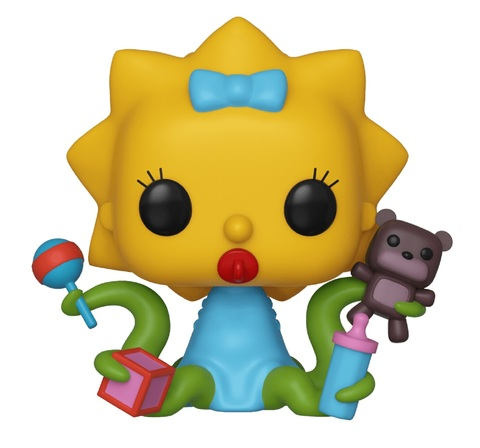 Фигурка Funko POP! Vinyl: Simpsons S3: Alien Maggie