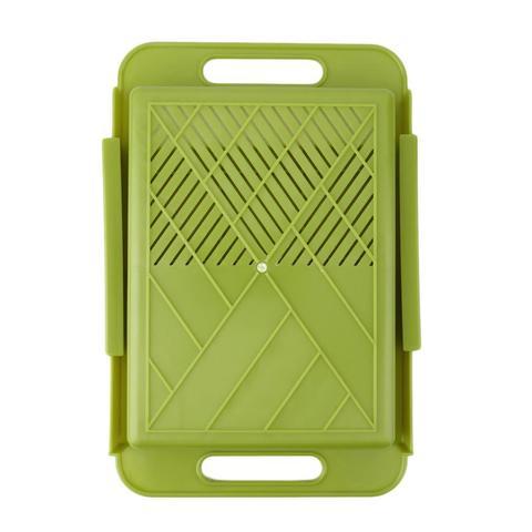 Многофункциональная разделочная доска Outdoor chopping board