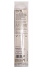Пилка для ногтей полумесяц Togu профессиональная белая 100/180 арт. 030080 18см