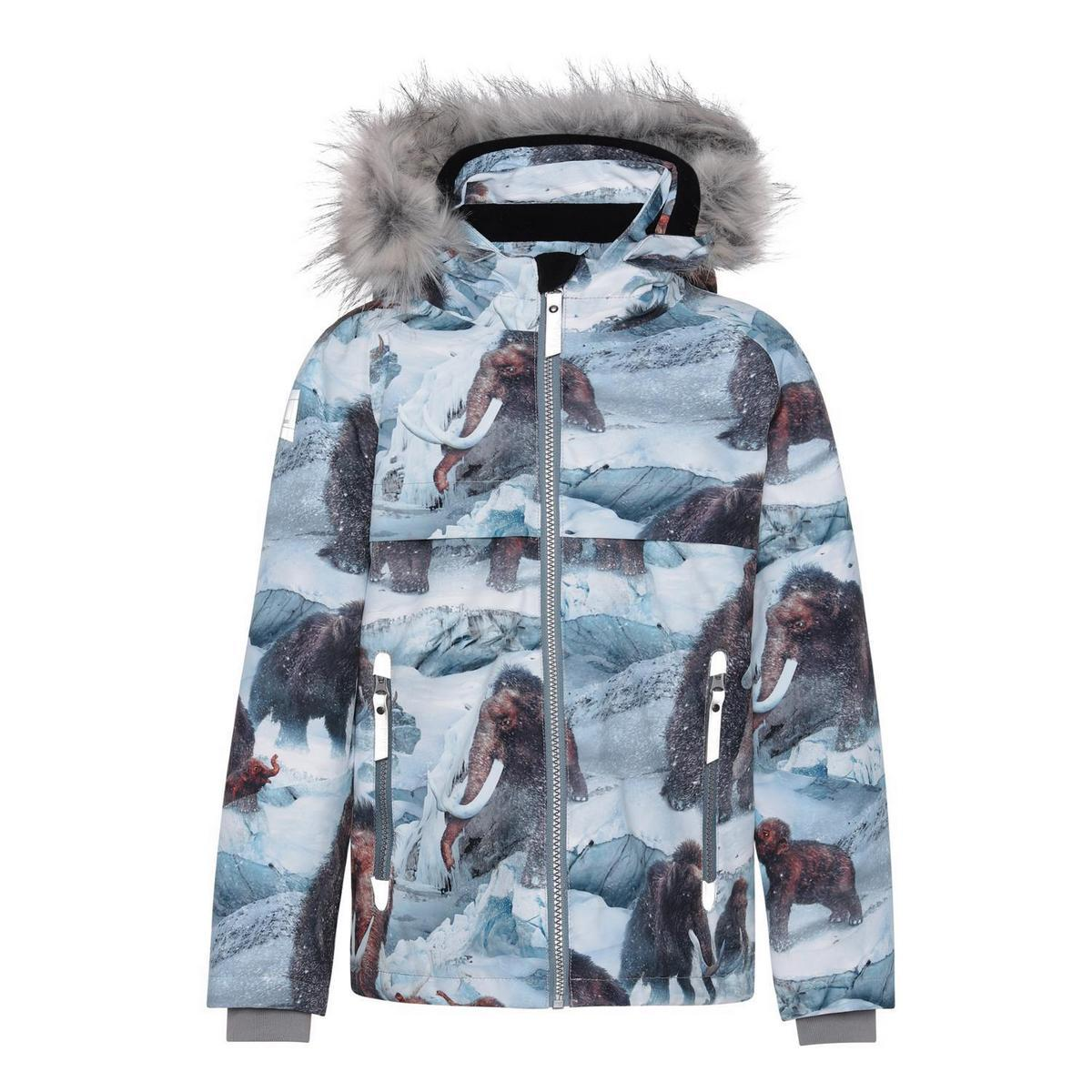 Куртка Molo Castor Mammoth
