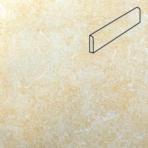 Stroeher - Keraplatte Roccia 833 corda 294х73х8 артикул 8108 - Клинкерный плинтус