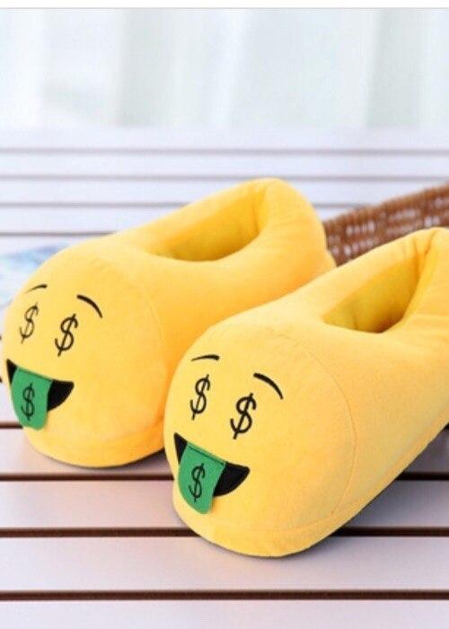 """Тапочки Тапочки emoji """"Баксы"""" n_wYnOWOY8g.jpg"""