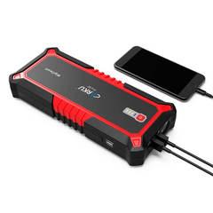 Пусковое устройство Carku Pro 60 заряжает смартфоны