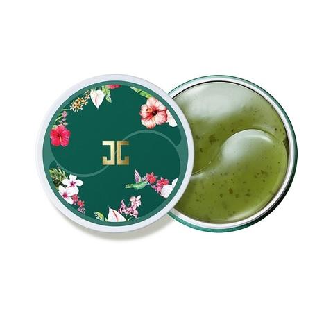 JayJun Cosmetic Гидрогелевые патчи для глаз с экстрактом зеленого чая Green Tea Eye Gel Patch, 60 шт