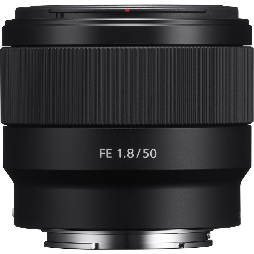 Полнокадровый объектив SEL-50F18F купить в интернет-магазине Sony Centre