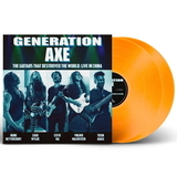 Generation Axe / The Guitars That Destroyed The World: Live In China (Coloured Vinyl)(2LP)