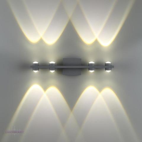 Уличный настенный светодиодный светильник 358572 серии CALLE