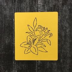 Цветок Лилия №2