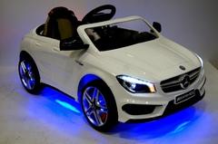 электромобиль Mercedes Benz CLA45 A777AA детский подсветка