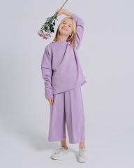 Костюм детский 24/7 kids, цвет лила