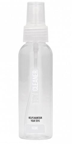 Очиститель для интимных игрушек Toy Cleaner - 100 мл.
