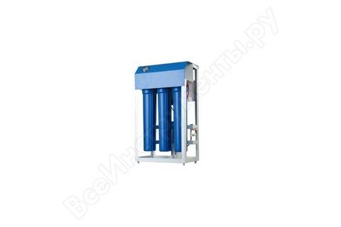Фильтр Гейзер-Престиж-3-П (мембраны 3х2012-100G, 3 насоса ПД, 20SL, пр-ть1100 л/с ,бак 40л.арт.20255