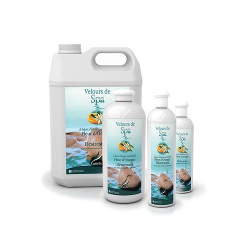Аромат для спа-бассейна Camylle Цветок апельсина Цветок апельсина для спа-бассейнов 5л