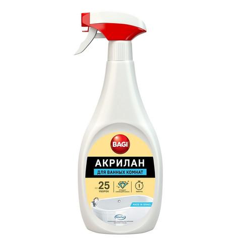Средство для сантехники Bagi Акрилан 0.4 л