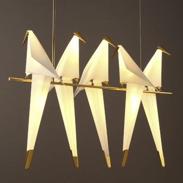 Люстра Origami Bird