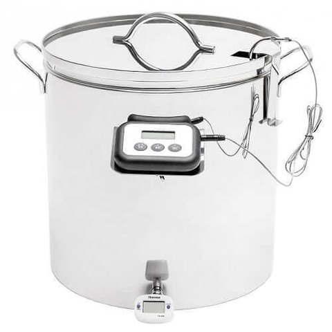 Автоматическая сыроварня Бергман с ТЭНом, 30 литров, фото