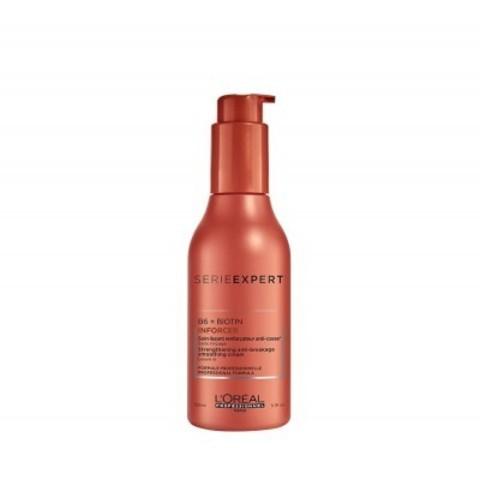 L'Oreal Professionnel Inforcer: Крем укрепляющий несмываемый против ломкости волос (Anti-Breakage Smoothing Cream), 150мл