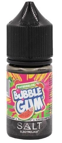 Watermelon Bubblegum 30мл by Electro Jam Salt