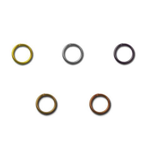 Соеденительное кольцо 2,5 мм., (выбрать цвет)
