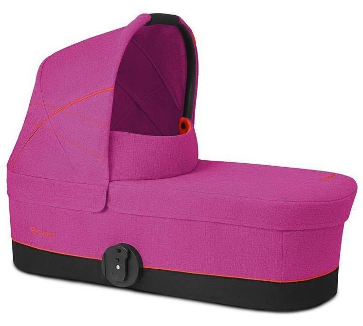 Спальный блок Cot S  Passion Pink