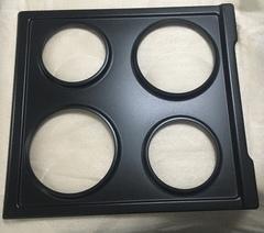 Верхняя панель (антрацит) плиты DARINA ЕМ341