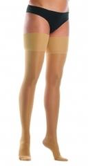 Чулки женские Orto, компрессионные для ношения с поясом (II класс, 23-32 мм. рт. ст.)