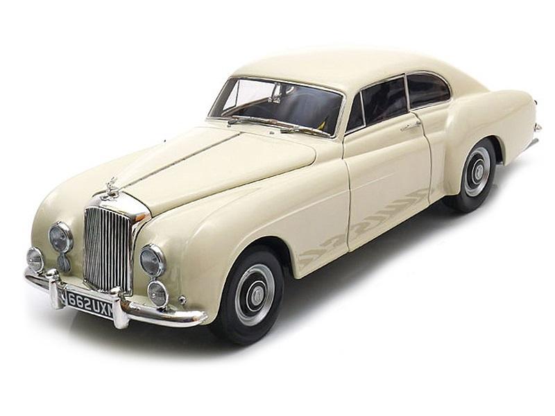 Коллекционная модель Bentley Continental R-Type 1954 Crème