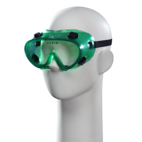 Очки закрытые слесарные «Исток» с непрямой вентиляцией