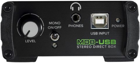 MACKIE MDB-USB активний директ-бокс