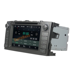 Штатная магнитола Toyota Auris 2007-2012 Android 9.0 4/64GB IPS DSP модель KD-7404PX5